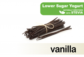 Lower Sugar Stevia Vanilla