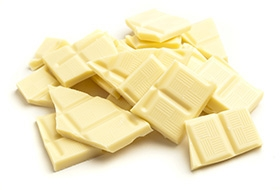 Reduced Sugar White Chocolate